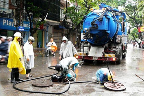 Công ty dịch vụ vệ sinh môi trường Nhật Quang