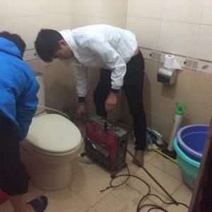Dịch vụ thông cống nghẹt đồng nai của công ty Nhật Quang