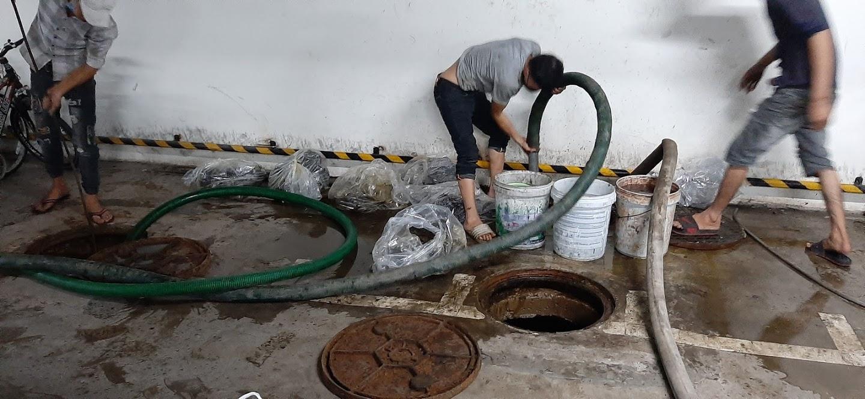 Báo giá hút hầm cầu Hưng Yên mới nhất hiện nay