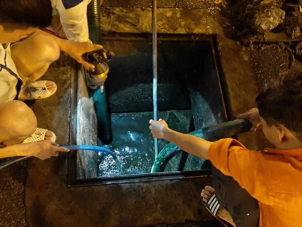 Báo giá hút hầm cầu Lai Châu mới nhất