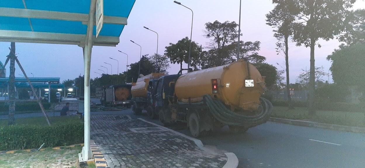 Kinh nghiệm chọn công ty hút hầm cầu quận Gò Vấp