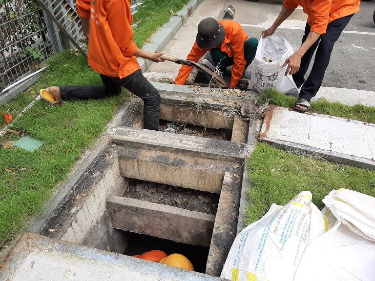 Gợi ý công ty hút hầm cầu quận Gò Vấp