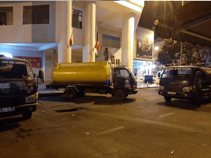 Dịch vụ hút hầm cầu Đắk Lắk bảo đảm chất lượng, hợp vệ sinh