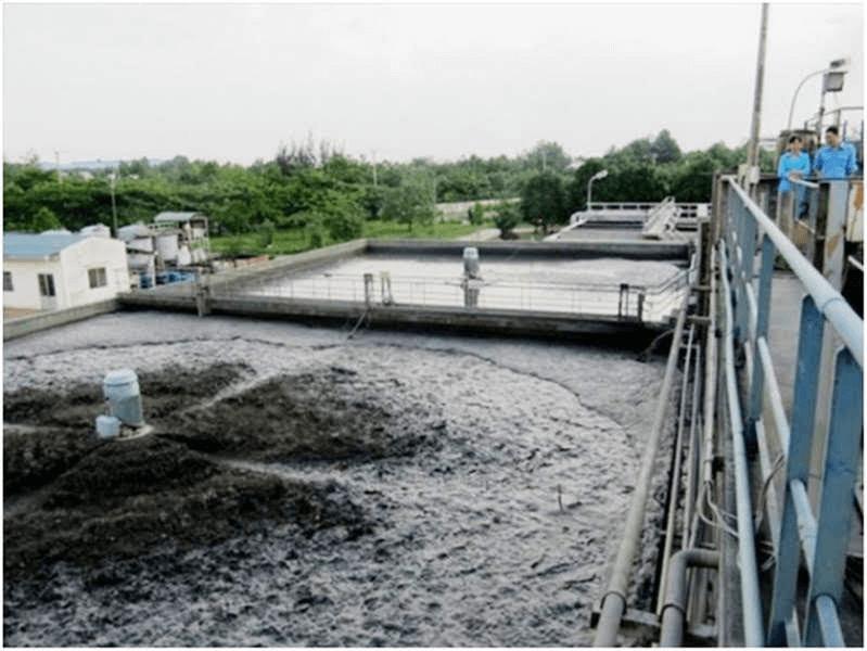 Hệ thống xử lý chất thải hút hầm cầu Hà Giang của công ty Nhật Quang
