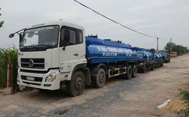 Nhật Quang công ty vệ sinh môi trường uy tín