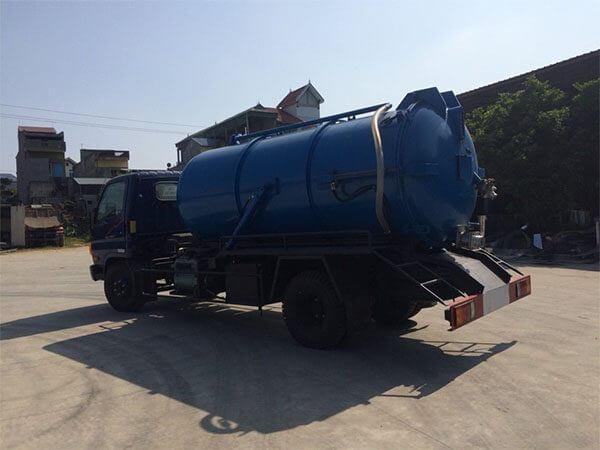 Nhật Quang đơn vị hút hầm cầu uy tín tại quận 7