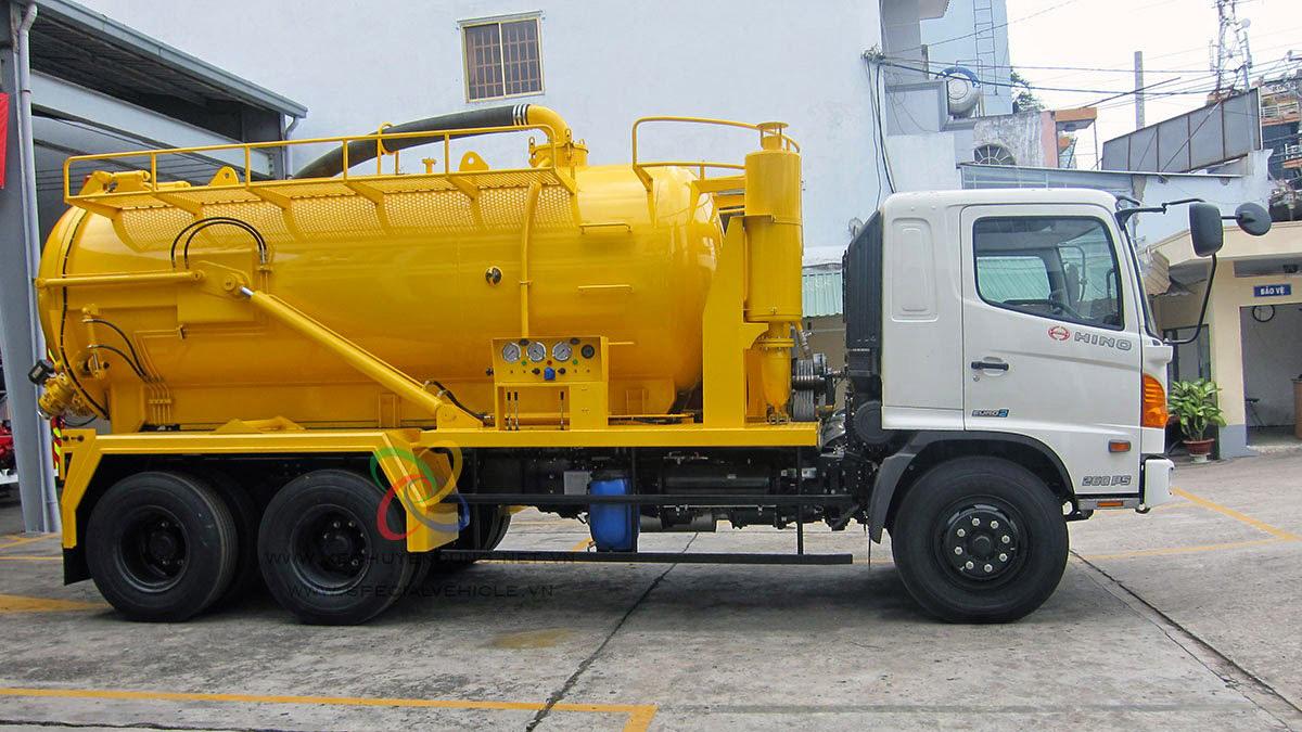 Công ty hút hầm cầu Lào Cai nào chuyên nghiệp giá rẻ nhất?