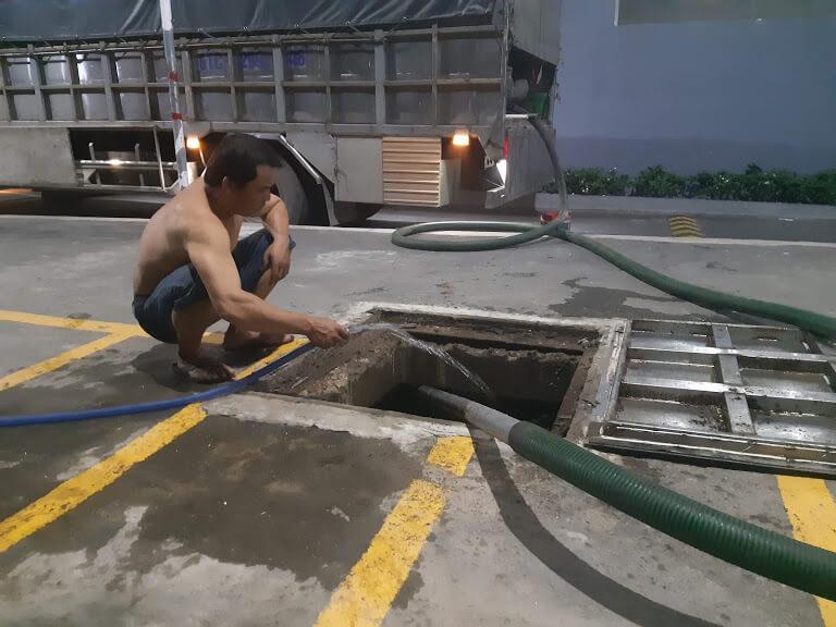 Công ty hút hầm Nhật Quang cam kết mang đến chất lượng dịch vụ hoàn hảo nhất