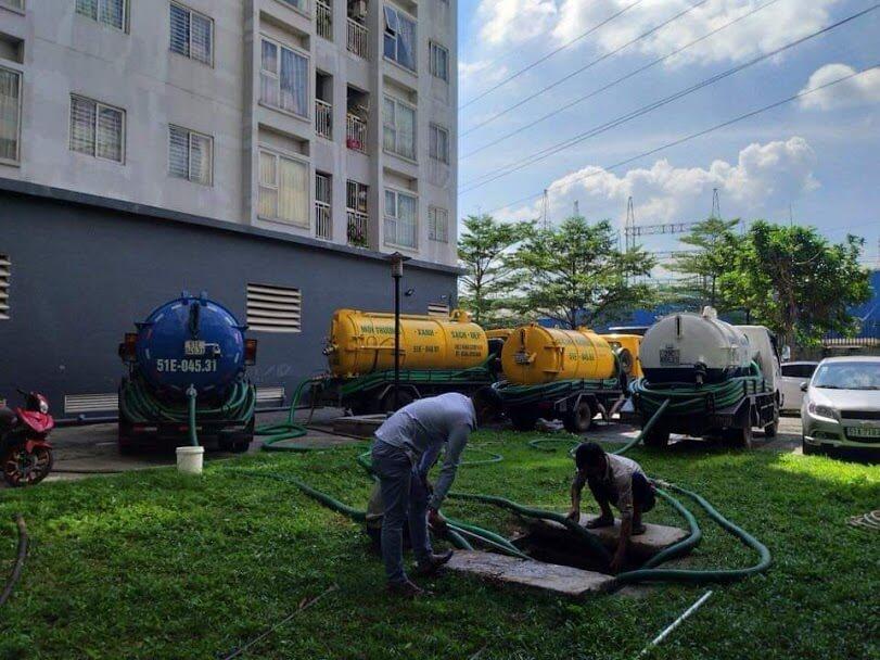 Nhật Quang – công ty vệ sinh môi trường uy tín hàng đầu tại Vĩnh Long huyện Tam Bình