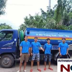 Nhật Quang - đơn vị vệ sinh môi trường uy tín tại tỉnh Cà Mau