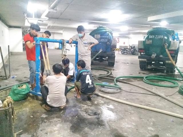 Dịch vụ hút hầm cầu huyện Trà Ôn của Nhật Quang được người dân tại đây lựa chọn bởi uy tín chất lượng.