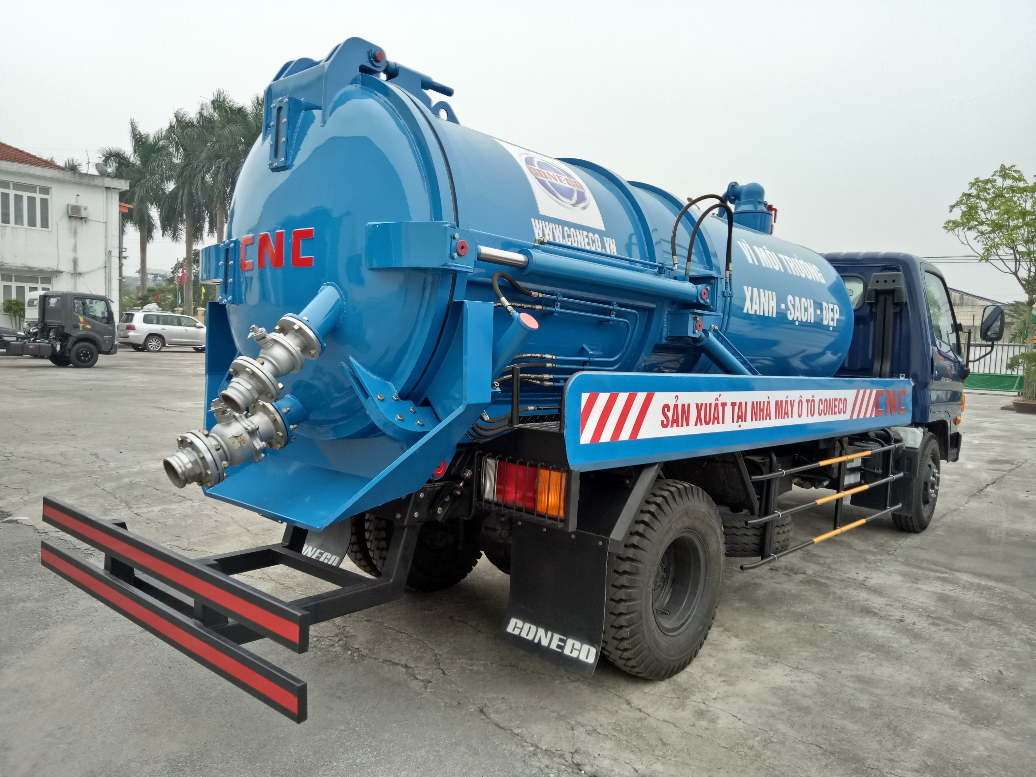 Tại sao cần phải rút hầm cầu tại huyện Bình Tân