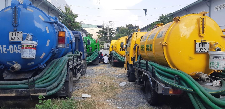 Ưu điểm nổi trội của dịch vụ hút bể phốt huyện Bình Gia của Nhật Quang